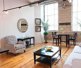 Living Room, Lucky Strike Lofts, 0