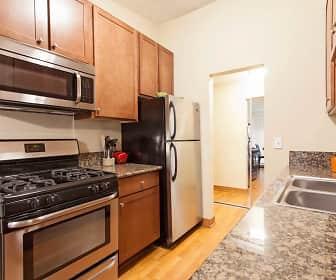 Kitchen, Lake Pointe, 0