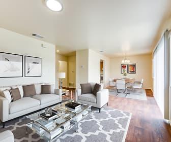 Living Room, San Miguel Military Housing (NBVC), 0