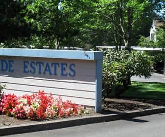 Community Signage, Woodside Estates, 0