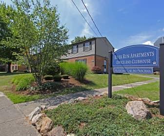Community Signage, River Run Apartments, 0