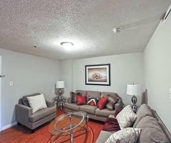 Living Room, City Lofts Apartments, 0