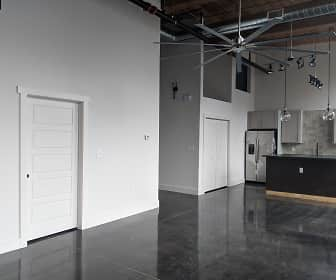 Living Room, The Lofts, 0