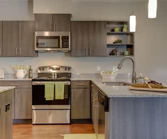 Kitchen, Villa Broussard, 0