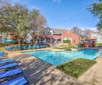 Pool, Cielo Azul, 0