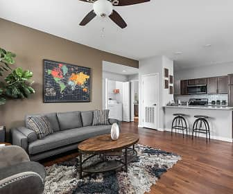 Living Room, The Legends Apartments, 0