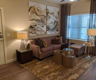 Living Room, Smart Living at Cypress Creek Apartments, 0