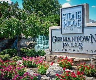 Community Signage, Stone Ridge at Germantown Falls, 0