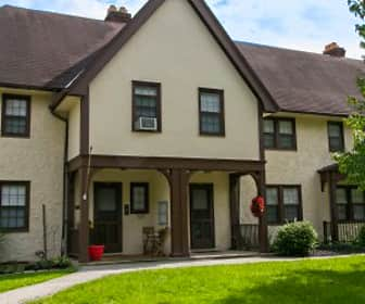 Building, Mariemont Townhomes, 0