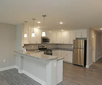 Kitchen, Enclave 50, 0
