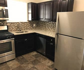 Kitchen, Burnt Mill Apartment Homes, 0
