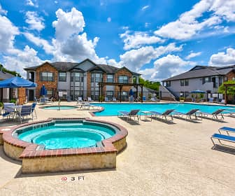 Pool, Saddle Brook Apartments, 0