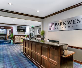 Leasing Office, Park West Apartments, 0