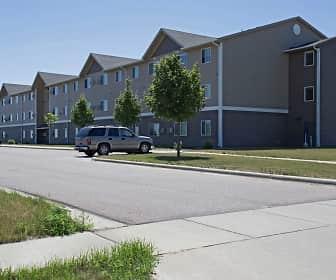Building, Auburn Manor Apartments, 0