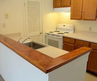 Kitchen, Richmond Hill Pointe Apartments, 0