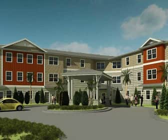 Rendering, Brookestone Senior Apartments, 0