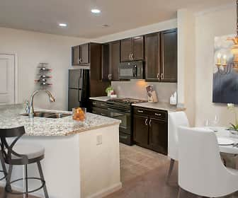 Kitchen, Cottage Trails at Culpepper Landing, 0