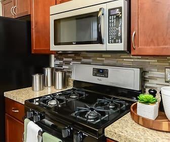 Kitchen, Sherry Lake Apartments, 0
