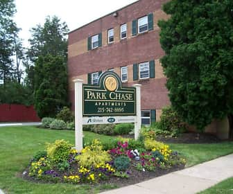 Building, Park Chase, 0