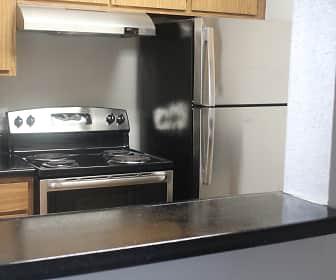 Kitchen, Sugar Tree Apartments, 0
