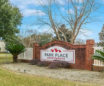 Community Signage, Park Place Apartments, 0