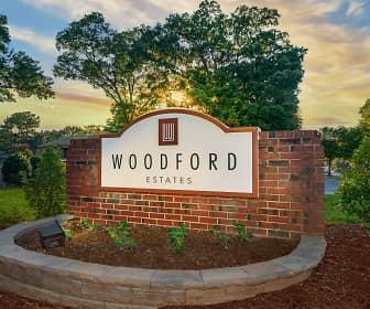Community Signage, Woodford Estates, 0