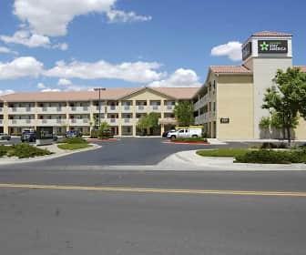 Building, Furnished Studio - Albuquerque - Airport, 0
