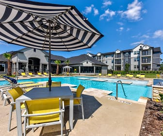 Pool, Forest Pines Apartments, 0