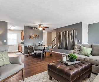 Living Room, Mallard Lakes, 0