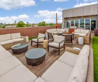 Patio / Deck, The Henry, 0