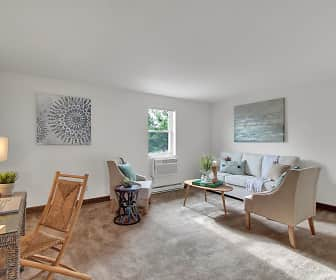 Living Room, Apartments At Waterford, 0