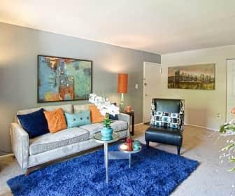 Living Room, Avery Park Apartment Homes, 0