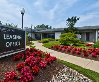 Community Signage, Carleton East, 0