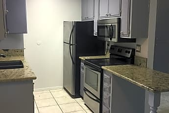 Kitchen, 4541 Florida Street #102, 1