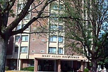 Mary Allen West Tower, 0