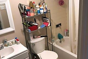Bathroom, NJF Scranton Apartments, 2