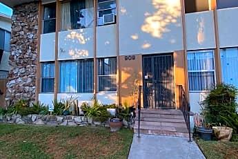 Building, 903 E 1st St, 0