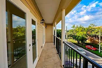 Patio / Deck, 6824 S Kissimmee St, 0