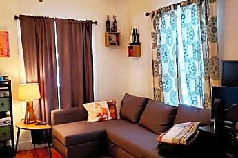 Living Room, 606 S Sherwood St, 0
