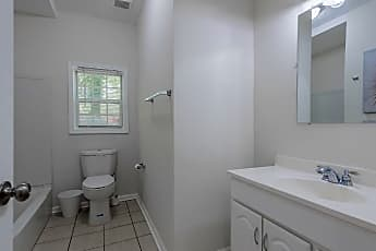 Bathroom, Room for Rent -  a 3 minute walk to bus 50 and 58, 1