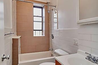 Bathroom, 606 W 191st St 51, 2