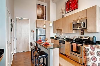 Kitchen, Arbour Square, 0