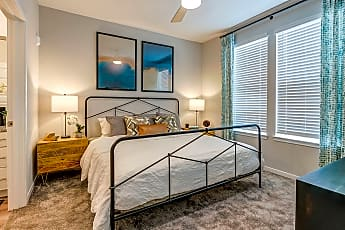 Bedroom, Sonceto Apartments, 2