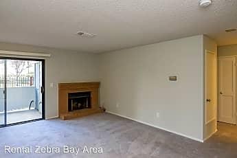Living Room, 1105 Chelsea, 1