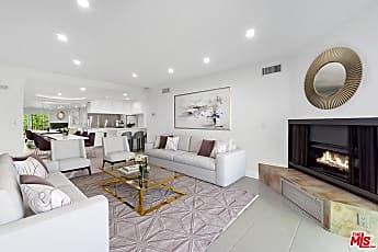 Living Room, 1230 Horn Ave 727, 0