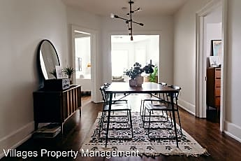 Dining Room, 8643 E Jefferson Ave, 0
