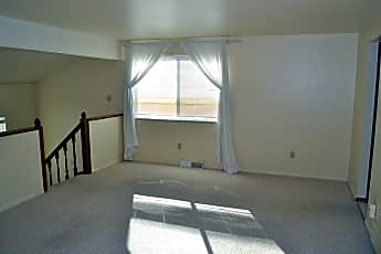 Living Room, 10525 Garrison St, 0