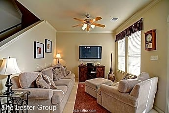 Living Room, 140 Forest, 1