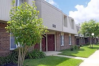 Building, Village 2 Apartments, 2