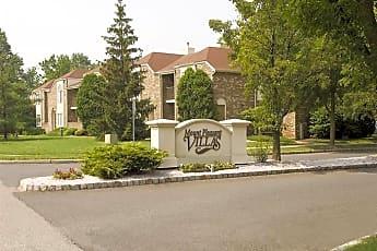 Community Signage, Mt. Pleasant Villas, 1